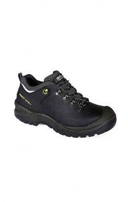 Werkschoenen laag met kruipneus
