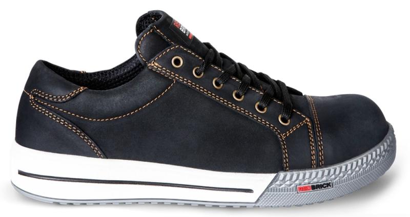 Redbrick Bronze Sneaker Laag S3