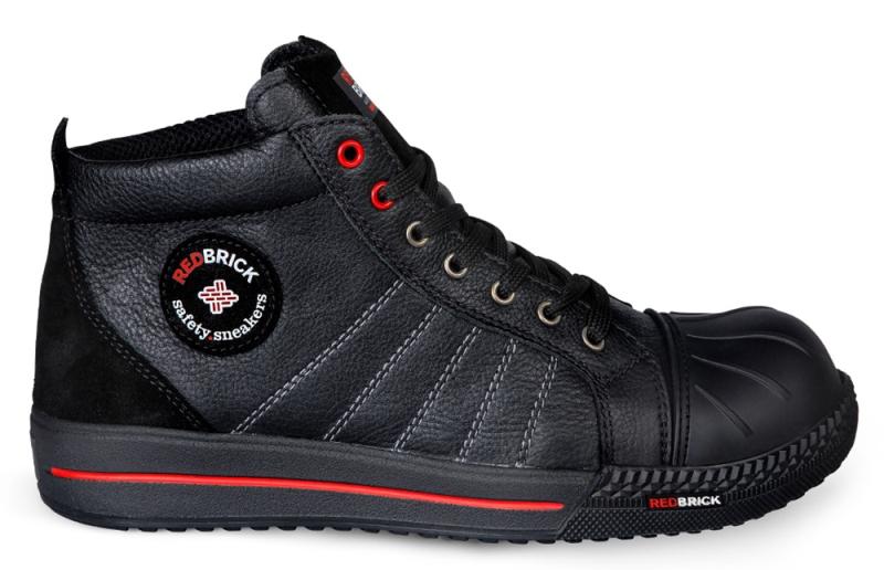 Redbrick Onyx Sneaker Hoog S3 + KN