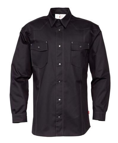 HAVEP® Worker Hemd lange mouw Zwart