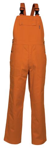 HAVEP® Basic Amerikaanse overall/Bretelbroek Oranje