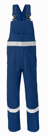 HAVEP® 5safety Amerikaanse overall/Bretelbroek 2151 Marineblauw
