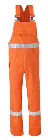 HAVEP® 5safety Amerikaanse overall/Bretelbroek 2151  Oranje