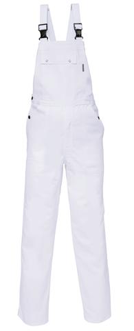 HAVEP® Basic Amerikaanse overall/Bretelbroek Wit