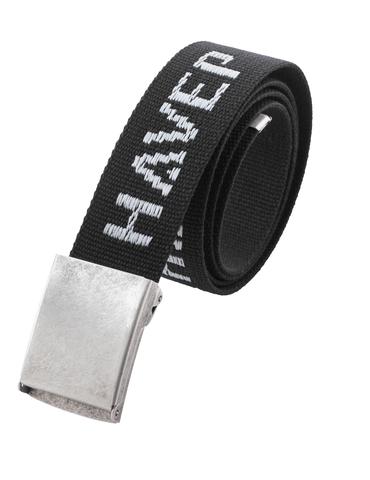 HAVEP® Basic Riem Zwart