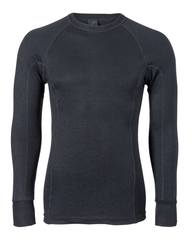 HAVEP® Basic Thermohemd lange mouw Zwart