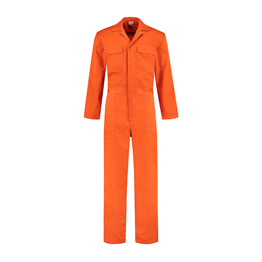 Bestex Kinderoverall oranje