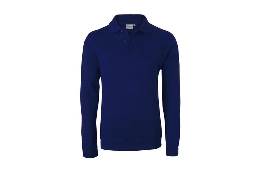 HAVEP® Basic Polo sweater Marineblauw