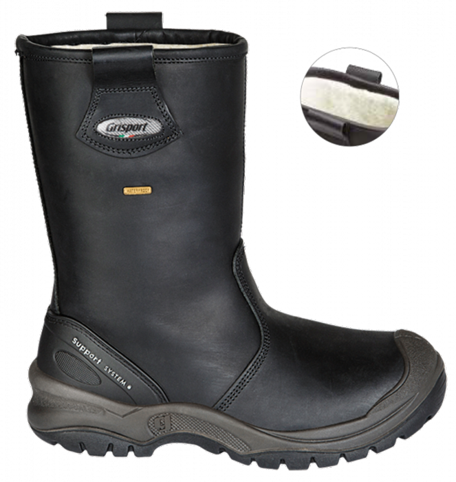 Grisport Safety Laars 72401C + L Wool