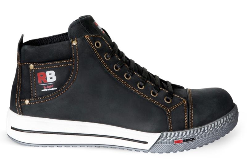 Redbrick Gold Sneaker Hoog S3