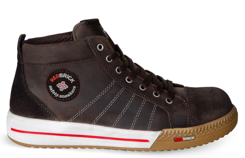 Redbrick Smaragd Sneaker Hoog S3