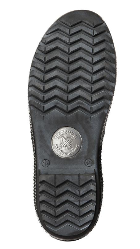 Redbrick Smooth Sneaker Hoog S3