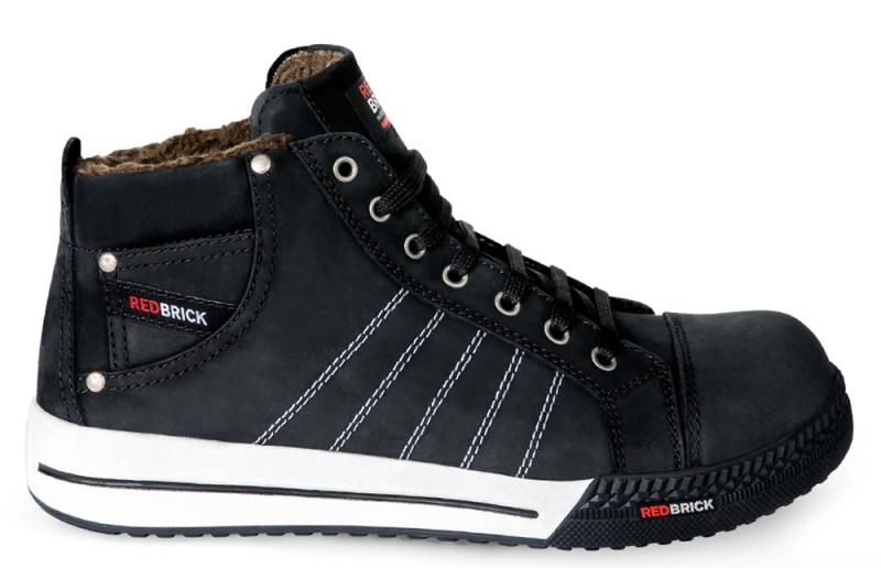Redbrick Ice Sneaker Hoog S3 Gevoerd