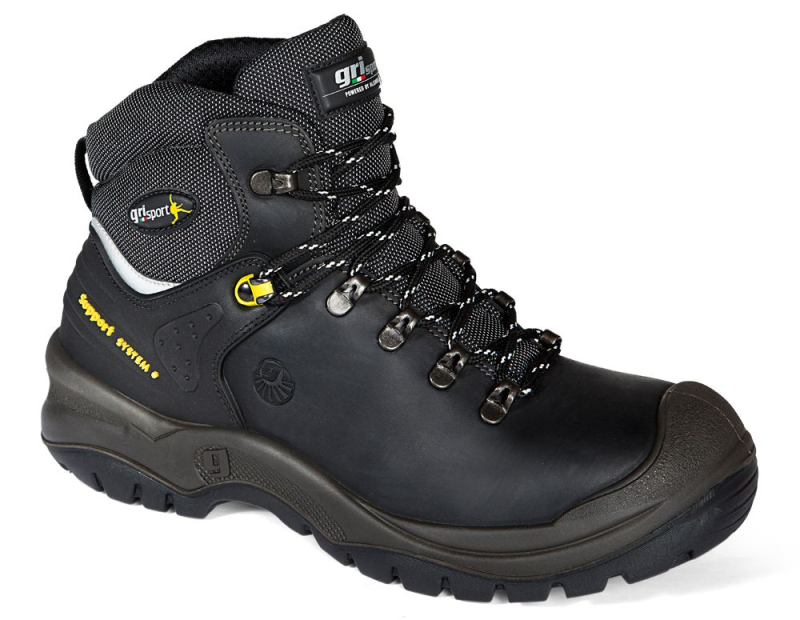 Grisport Safety 803 L Zwart