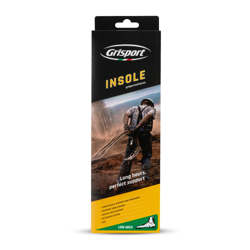 Grisport Inlegzool Low 1000030