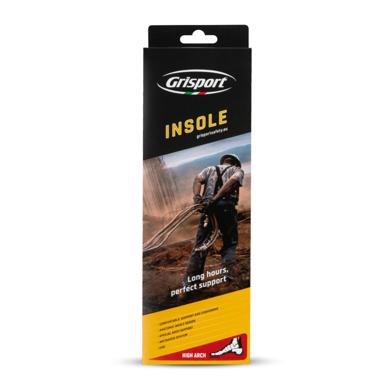 Grisport Inlegzool High 1000032I