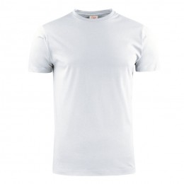 Printer T-shirt light RSX heren 2264027 wit
