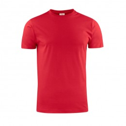 Printer T-shirt light RSX heren 2264027 rood