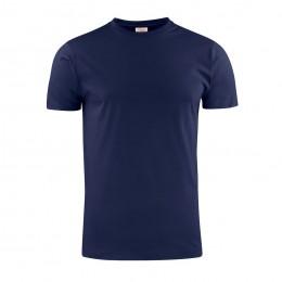 Printer T-shirt light RSX heren 2264027 Staalgrijs