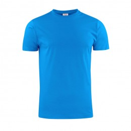 Printer T-shirt light RSX heren 2264027 Ocenaanblauw