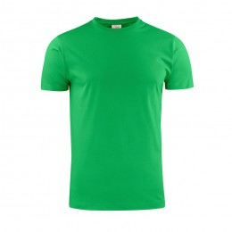 Printer T-shirt light RSX heren 2264027 Frisgroen