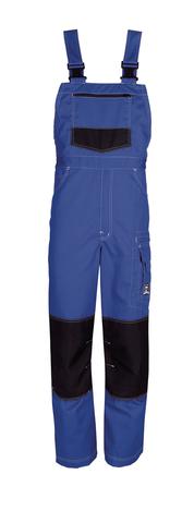 HAVEP® Titan Amerikaanse overall/Bretelbroek Korenblauw/zwart