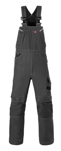 HAVEP® Attitude Amerikaanse overall/Bretelbroek charcoal grijs