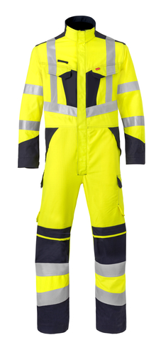 HAVEP® Multi Shield Overall fluo geel/marine