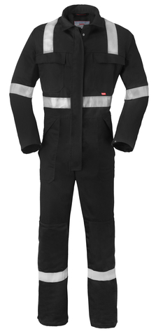 HAVEP® 5safety Overall 2033 Zwart