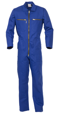 HAVEP® Basic Rally-overall 2136 Korenblauw