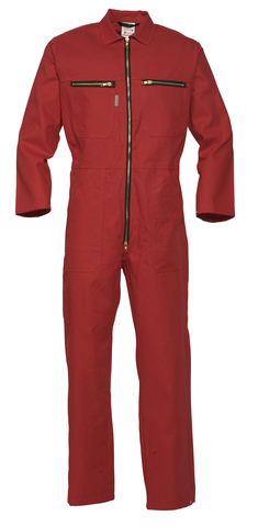 HAVEP® Basic Rally-overall 2136 Rood