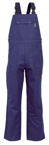 HAVEP® Basic Amerikaanse overall/Bretelbroek Marineblauw