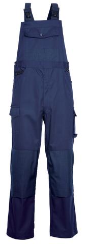 HAVEP® Worker Amerikaanse overall/Bretelbroek Marineblauw