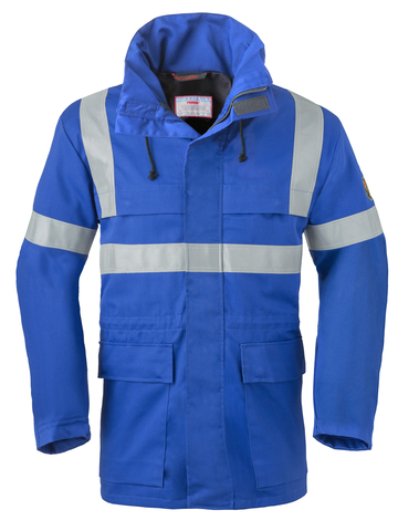 HAVEP® 5safety Parka 40070 Korenblauw