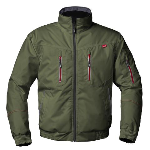 HAVEP® Attitude Jack 50186 bosbouw groen/charcoal grijs