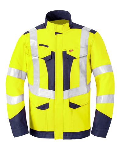 HAVEP® Multi Shield Korte jas/Vest fluo geel/marine