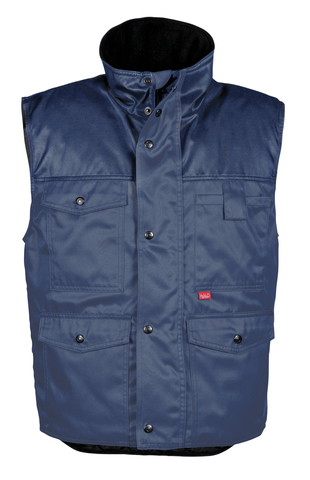 HAVEP® Basic Bodywarmer 5056 Marineblauw