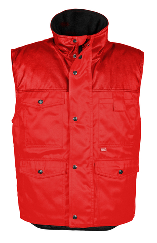 HAVEP® Basic Bodywarmer 5056 Rood
