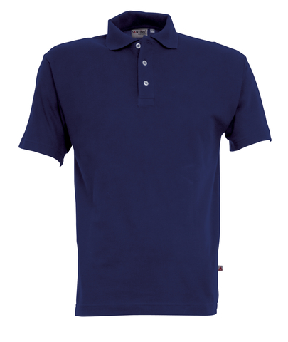 HAVEP® Basic Polo Korenblauw