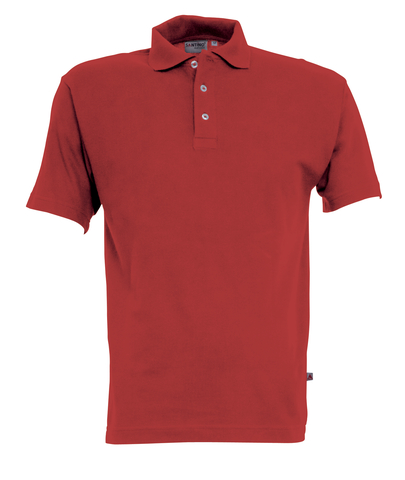 HAVEP® Basic Polo Rood