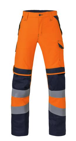 HAVEP® Multi Shield Werkbroek fluo oranje/marine
