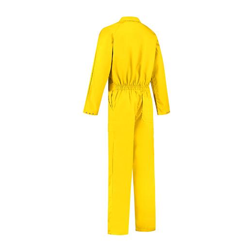 Bestex Kinderoverall geel