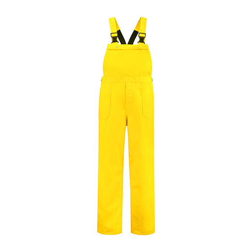 Bestex Tuinbroek geel