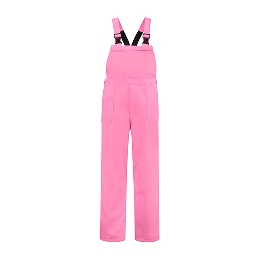 Bestex Tuinbroek roze