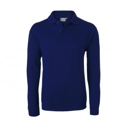 HAVEP® Basic Polo sweater Marineblauw