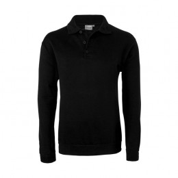 HAVEP® Basic Polo sweater Zwart
