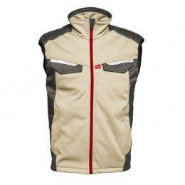 HAVEP® Attitude Bodywarmer 50184 zand/charcoal grijs