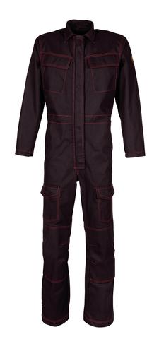 HAVEP® Guard Overall 20033 Zwart/rood