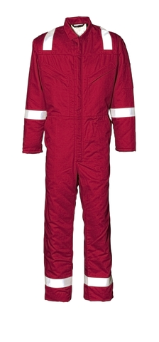 HAVEP® Explorer Overall 20081 Rood