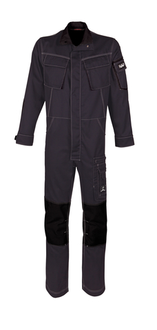 HAVEP® Titan Overall Charcoal/zwart